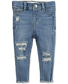 Baby Girls 710 Super Skinny Stretch Jeans