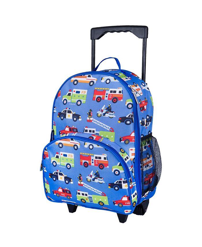 Wildkin - Heroes Rolling Luggage