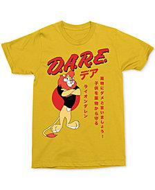 Japanese D.A.R.E. Men's Graphic T-Shirt