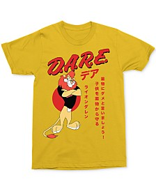 Japanese D.A.R.E. Men's Graphic T-Shirt