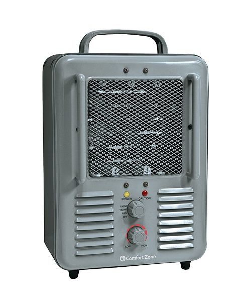 Comfort Zone Cz798 Deluxe Milkhouse Utility Heater