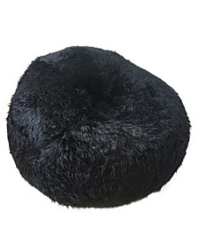Galaxy Fur Inflatable Chair