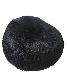 Acessentials Galaxy Fur Inflatable Chair