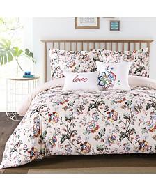 California Design Den 5-Piece Down Alternative Comforter Set, King
