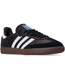 Men's Samba Casual Sneakers from Finish Line