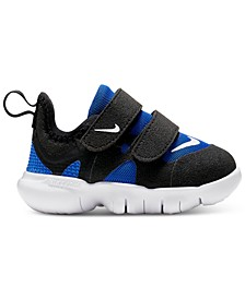 Toddler Boys Free RN 5.0 Running Sneakers from Finish Line