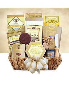 California Delicious Thanks A Million Gourmet Gift Basket