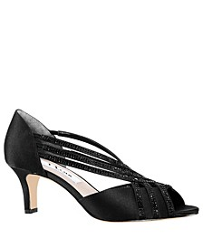 Women's Novita Criss Cross Pump