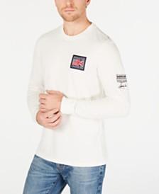 Barbour International Steve McQueen Men's Long-Sleeve Team T-Shirt, Created For Macy's