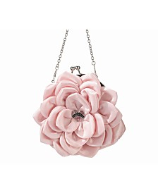 Lillian Rose Flower Quinceanera Purse