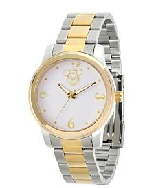 EwatchFactory Women's Disney Minnie Mouse Multi Bracelet Watch 38mm