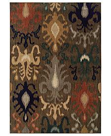 """Oriental Weavers Area Rug, Kasbah 3830D Sharif 6'7"""" x 9'6"""""""