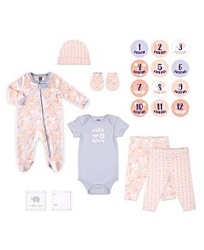 Ps By The Peanutshell Baby Girl 20-Piece Layette Gift Set
