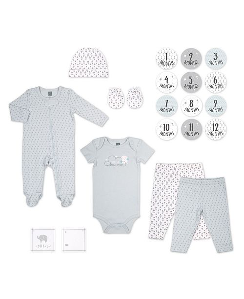 The Peanutshell Ps By Baby Unisex 20-Piece Layette Gift Set