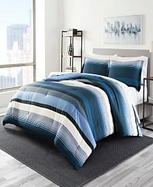 Perry Ellis Taylor King Comforter Set