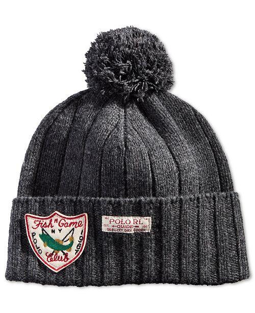 Polo Ralph Lauren Men's Expedition Hat