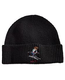 Men's Polo Bear Ski Hat