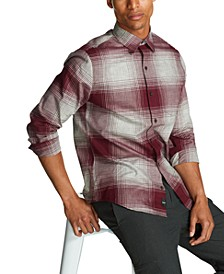 Men's Glen Plaid Shirt