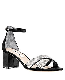 Nolita Block Heel Sandals