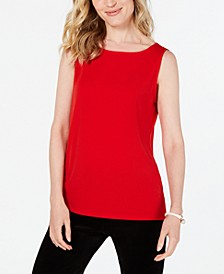 Boat Neckline Top, Created for Macy's
