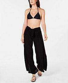 Becca Modern Muse Wrap Cover-Up Pants