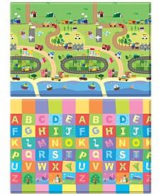 BabyCare Playmat Large Size - Happy Village