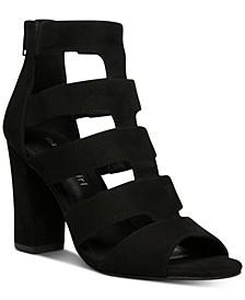 Bolt Caged Sandals