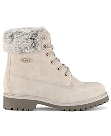Women's Convoy Fur Boot