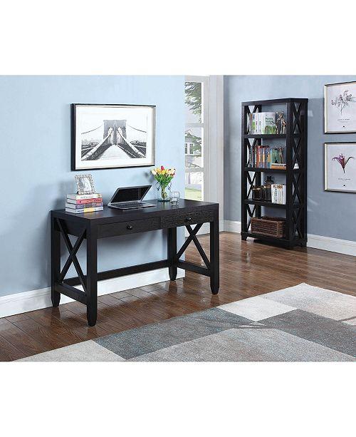 Coaster Home Furnishings Humfrye 2-Drawer Writing Desk