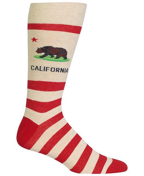 Hot Sox Men's California Socks