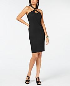 Halter Ring Dress, Created for Macy's