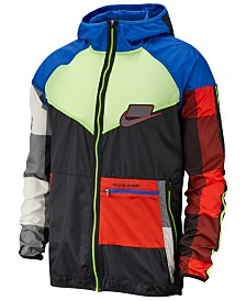 Nike Men's Windrunner Colorblocked Packable Jacket