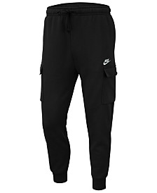Nike Men's Club Fleece Cargo Joggers