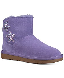 Koolaburra By UGG Toddler Girl & Big Girl Koola Star Booties