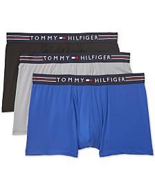 Tommy Hilfiger Men's 3-Pk. Stretchpro Trunks