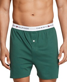 Tommy Hilfiger Men's 3-Pk. Classic Knit Cotton Boxers