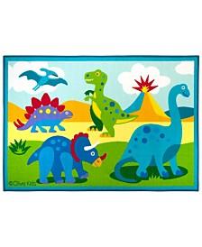 Wildkin Dinosaur Land 5 X 7 Rug