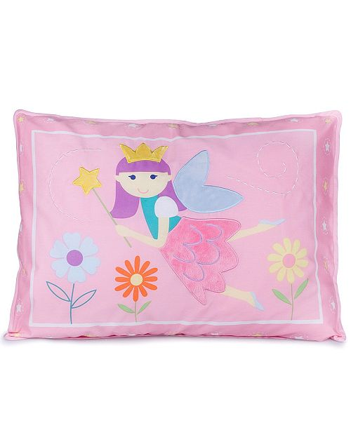 Wildkin Fairy Princess Pillow Sham