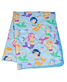 Wildkin's Mermaids 7 Pc Bed in a Bag - Full