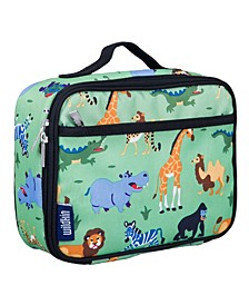 Wild Animals Lunch Box