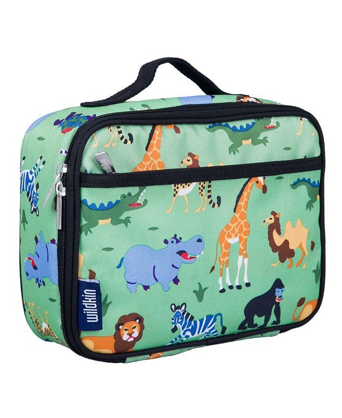 Wildkin - Wild Animals Lunch Box