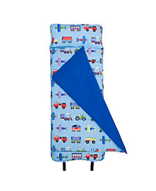 Wildkin's Trains, Planes and Trucks Nap Mat
