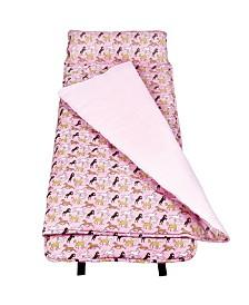 Wildkin's Horses in Pink Nap Mat
