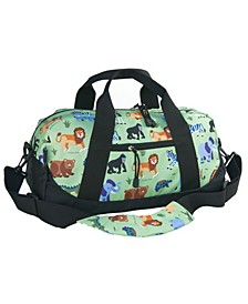 Wild Animals Overnighter Duffel Bag
