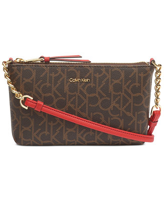 Hayden Signature Chain Strap Crossbody by General