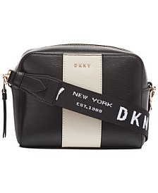 DKNY Anna Leather Camera Bag, Created for Macy's