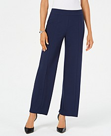 Petite Wide-Leg Pants, Created for Macy's
