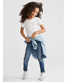Little Girls T-Shirt & Leggings