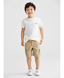 Toddler Boys T-Shirt & Shorts