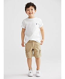 Polo Ralph Lauren Toddler Boys T-Shirt & Shorts